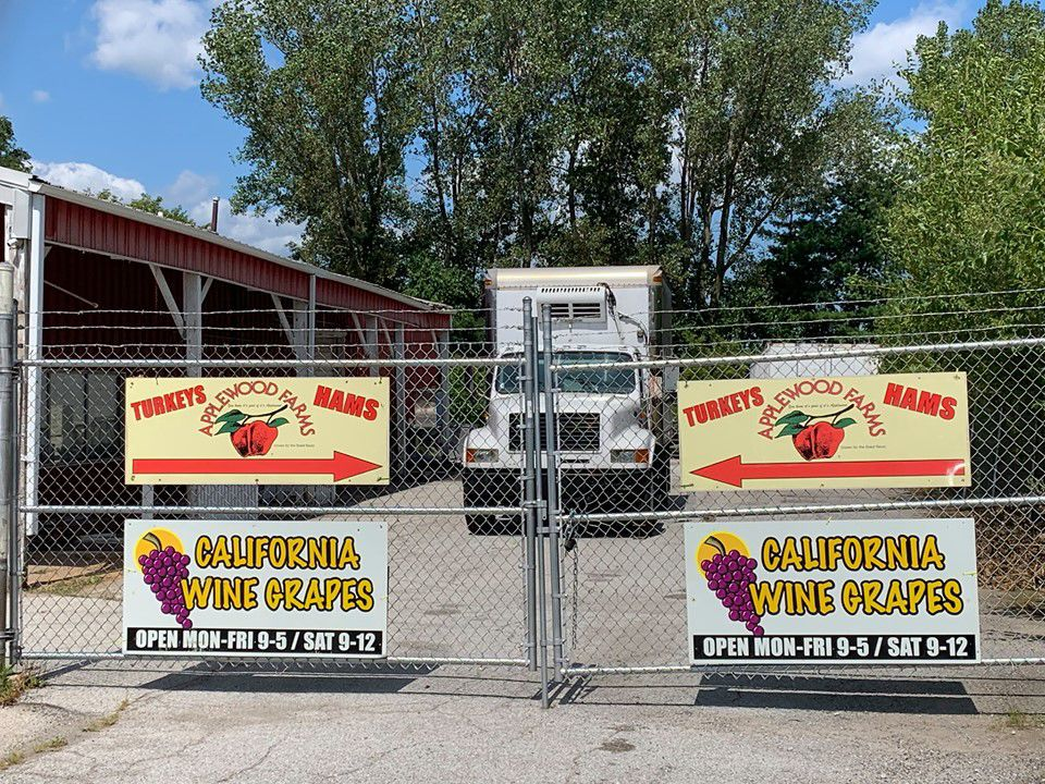 Applewood Farms takes over part of NWI Food Bank building in Gary