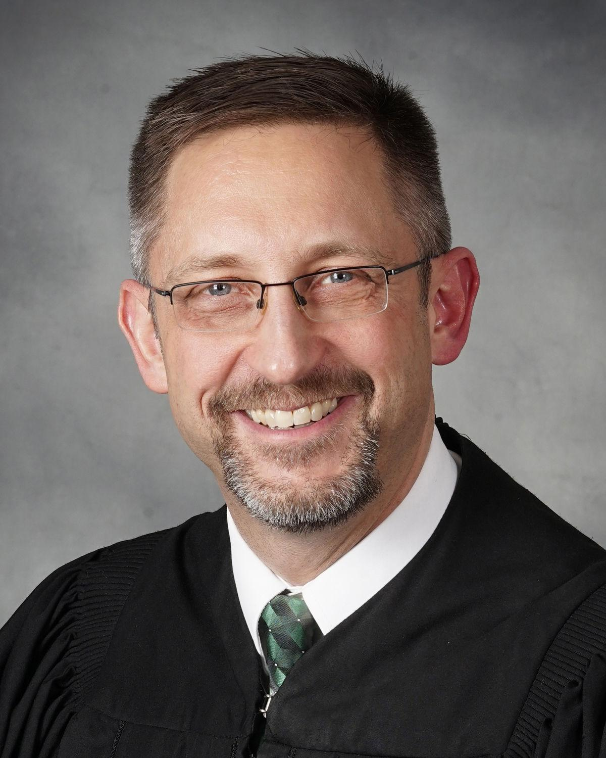 Justice Christopher Goff