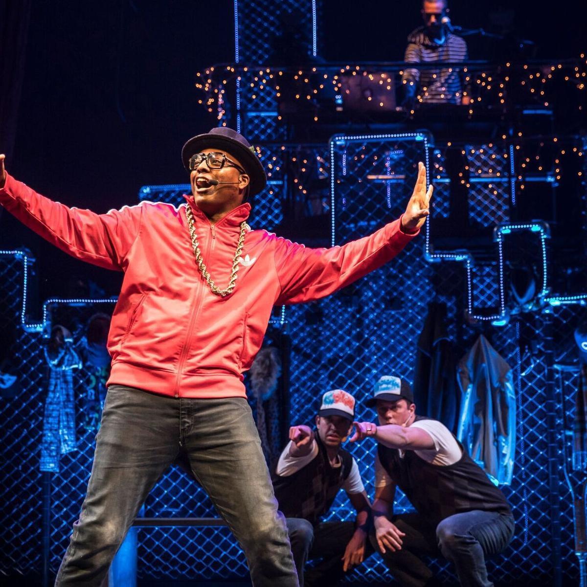 Christmas Rap Music.The Q Brothers Set Christmas Carol To Rap Hip Hop Music