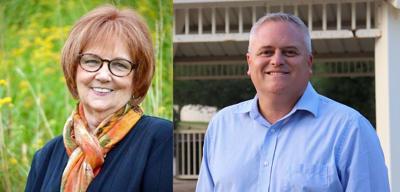 Both Portage mayoral candidates seek return trip to office