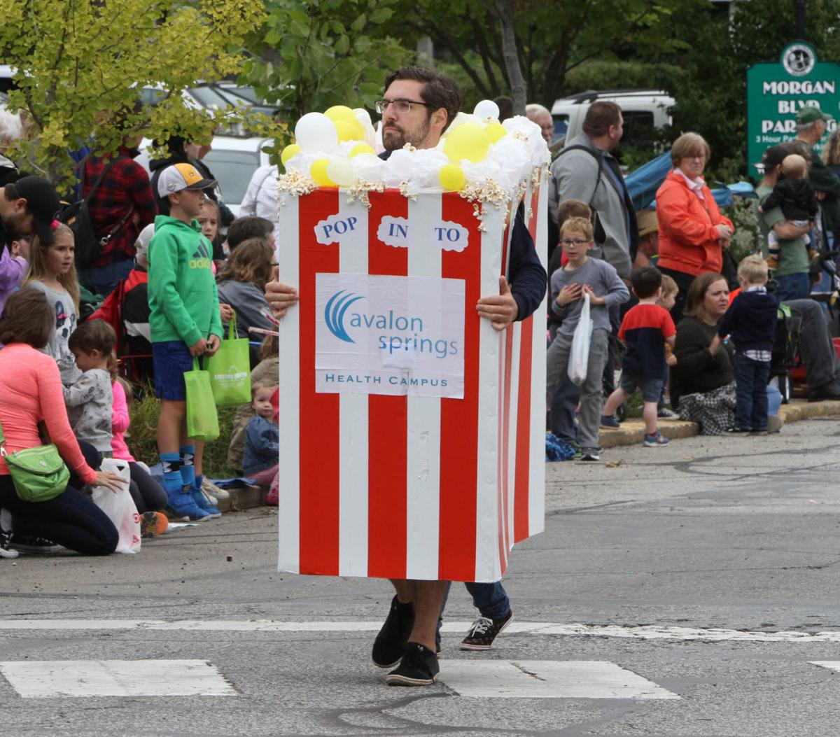 Popcorn Festival Parade to step off with the support of Centier Bank