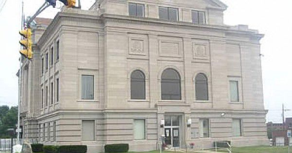 Michigan city courthouse 39 s fate hangs in balance crime for Laporte courthouse