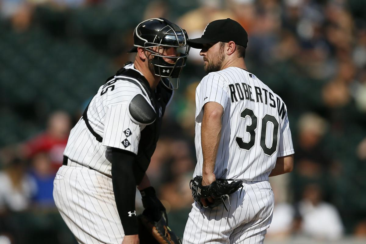 Robertson Gives Up 3 Run Homer To Butler In White Sox Loss Chicago