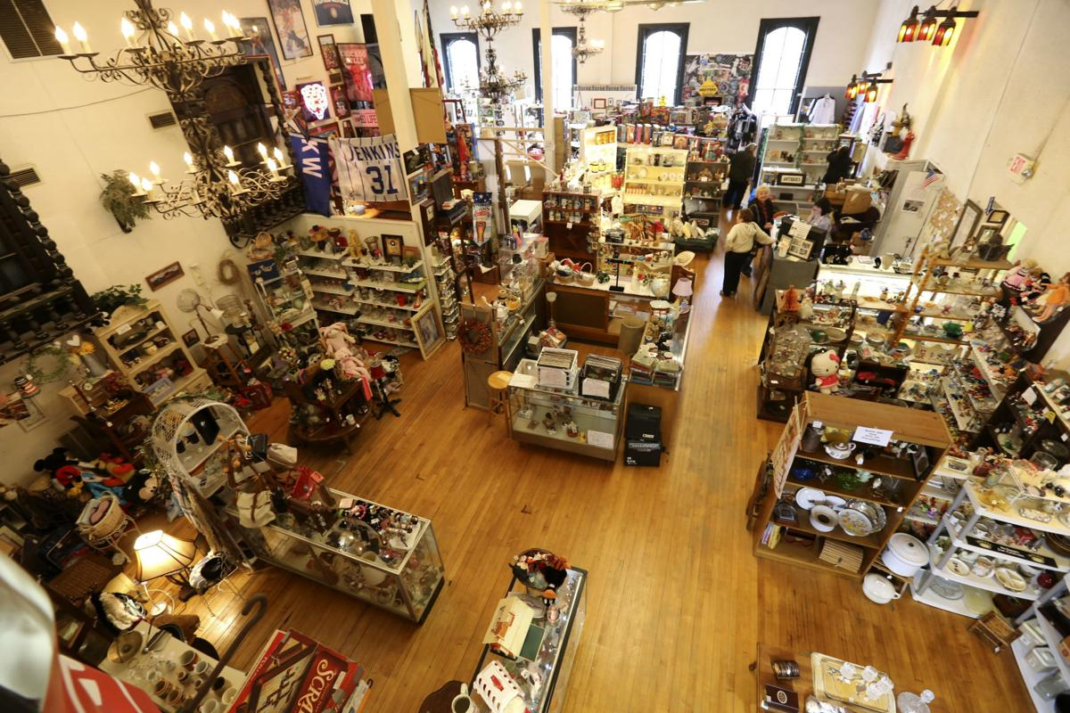 Crown Point's Old Town Square Antique Mall to be revived at new spot near Interstate 65