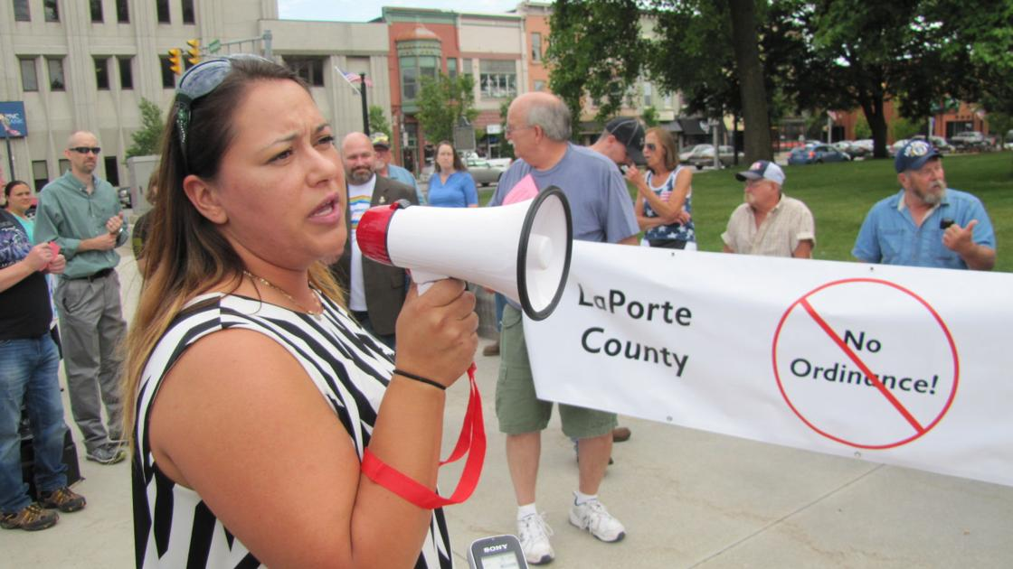 Laporte county code ordinance watered down after rally for Laporte county news