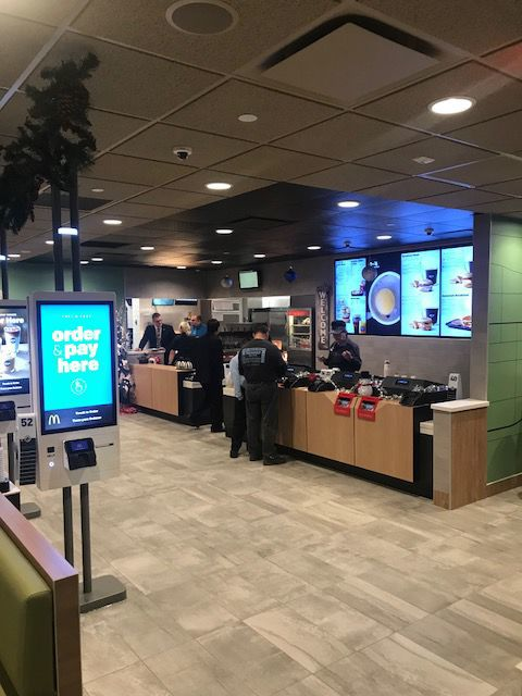McDonald's in Crown Point reopens