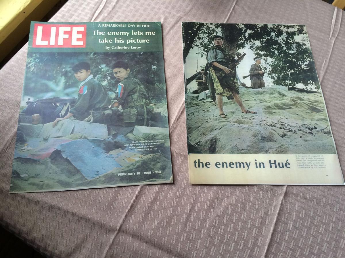 Vietnam War clippings