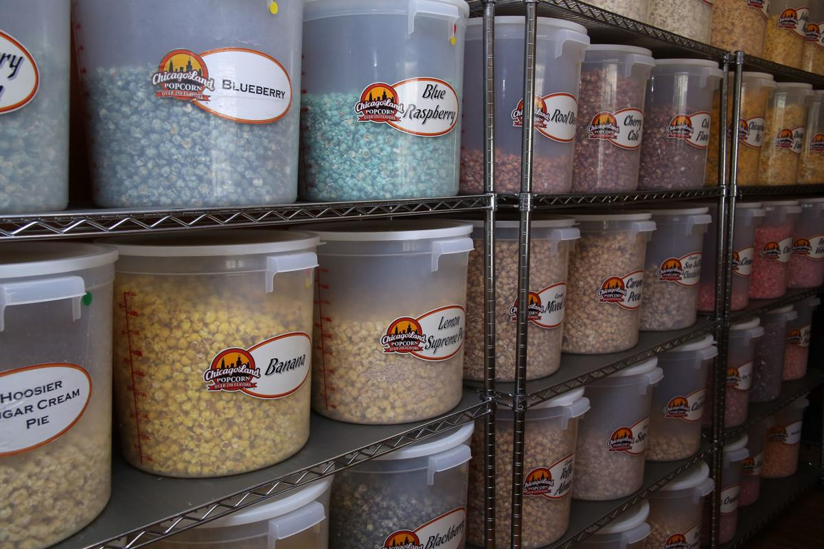 NWI Business Ins and Outs: ChicagoLand Popcorn coming to Miller, Temptations Gifts closing after 32 years, Sears Hardware closing in Portage, Fat Burrito open in Highland, Happy Day Comics brightens Hammond
