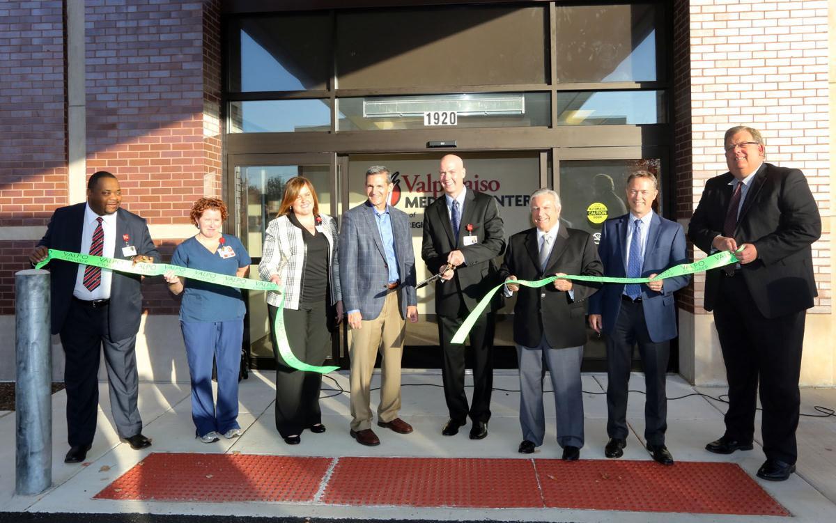 Valparaiso Medical Center ER opens Wednesday   Porter ...