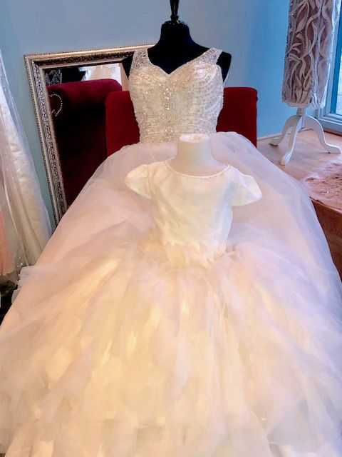 NWI bridal shops see a shift from white bridal gowns while ...