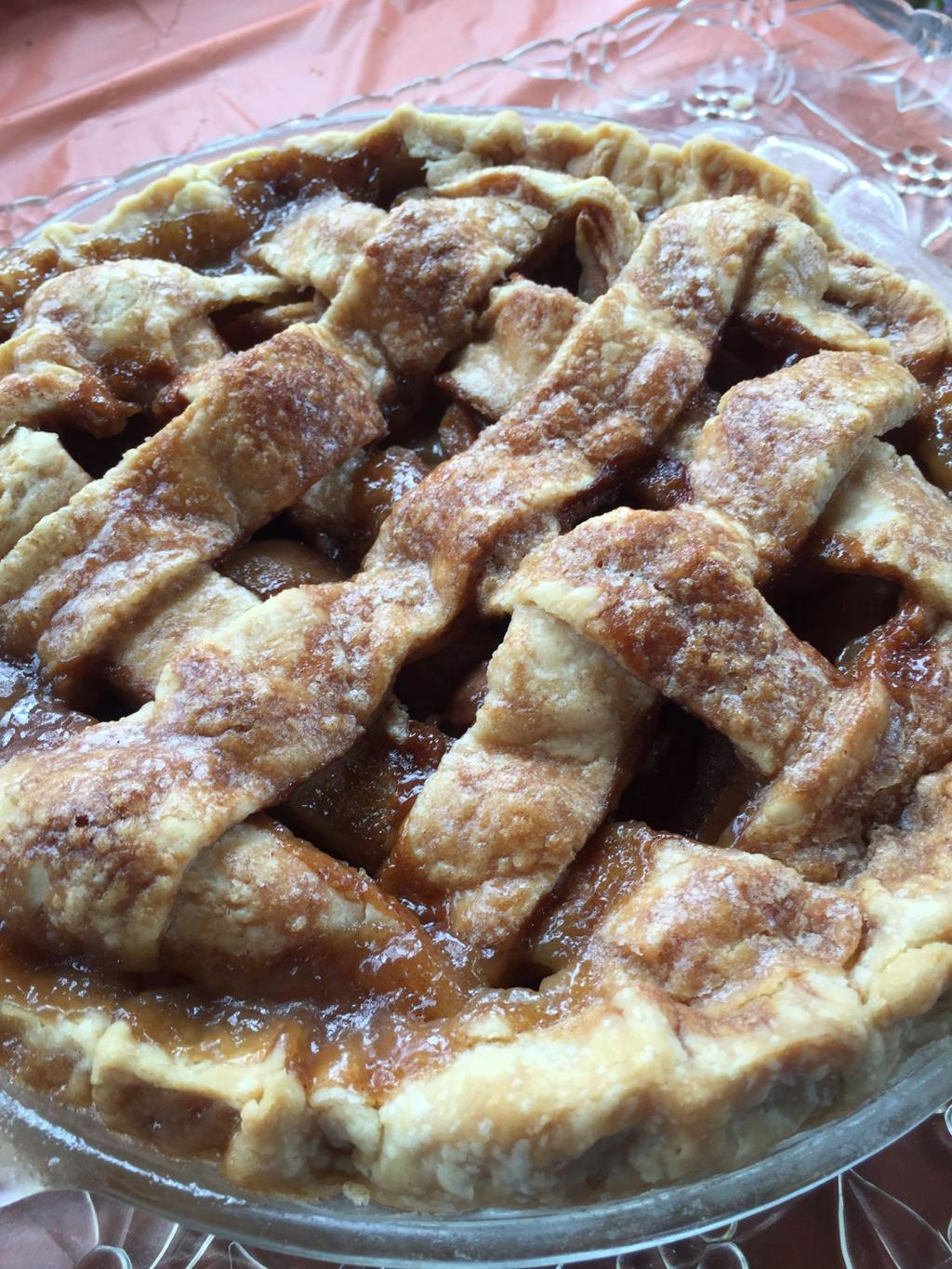 FROM the FARM Try a winning caramel apple pie recipe and fun ...