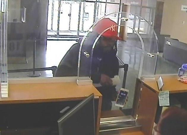 Unknown man unsuccessful trying to rob Chase Bank in Gary, police say