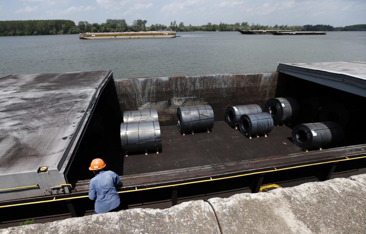 Steel industry, USW applaud tariffs imposed by Trump administration