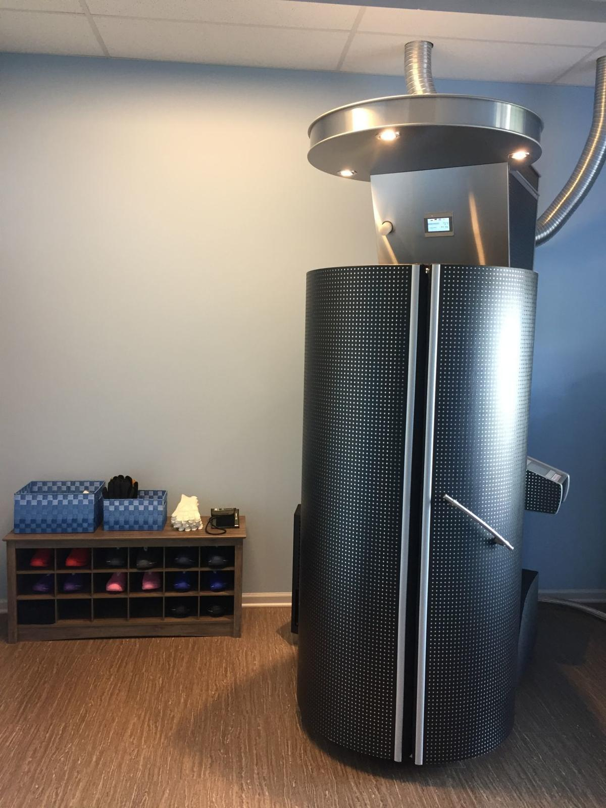 Third cryotherapy studio opens in the Tri-Town