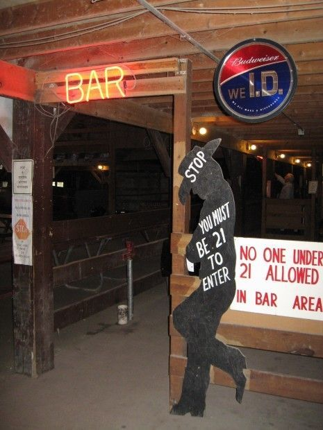 The Saloon Area of DC's Country Junction in Lowell