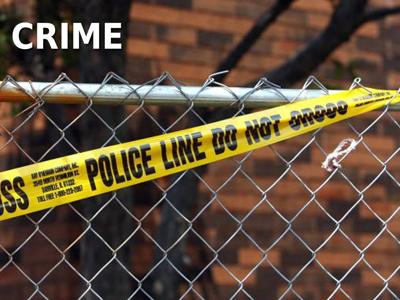 Generic crime logo