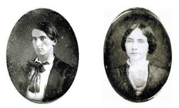 The Lew Wallace family