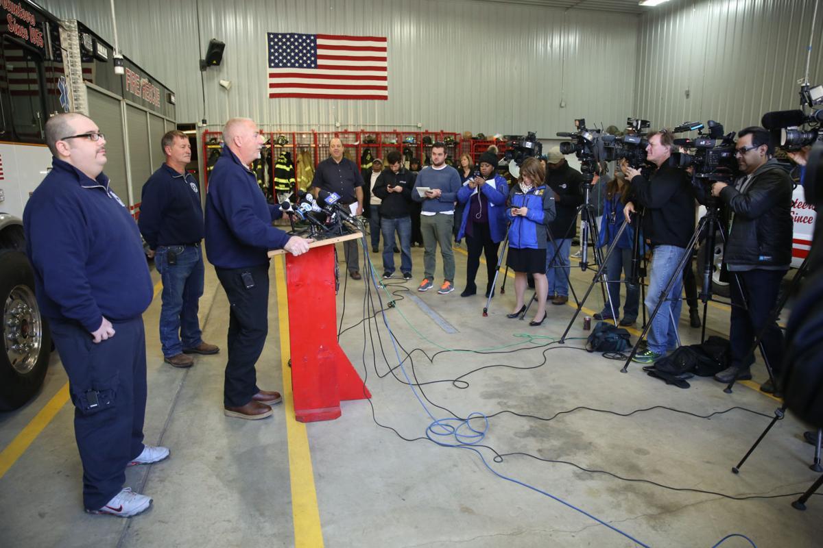 Baby Box press conference