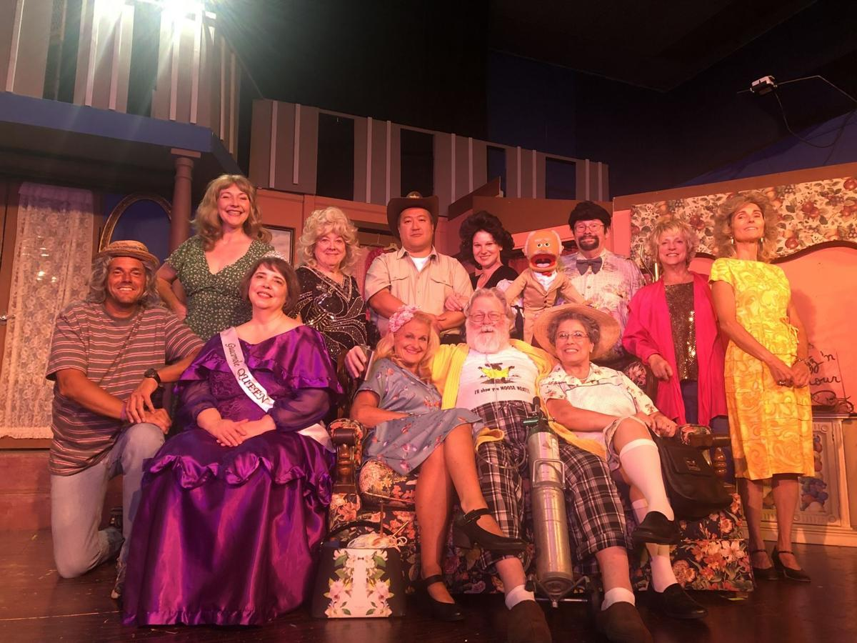 cast of LCTG play