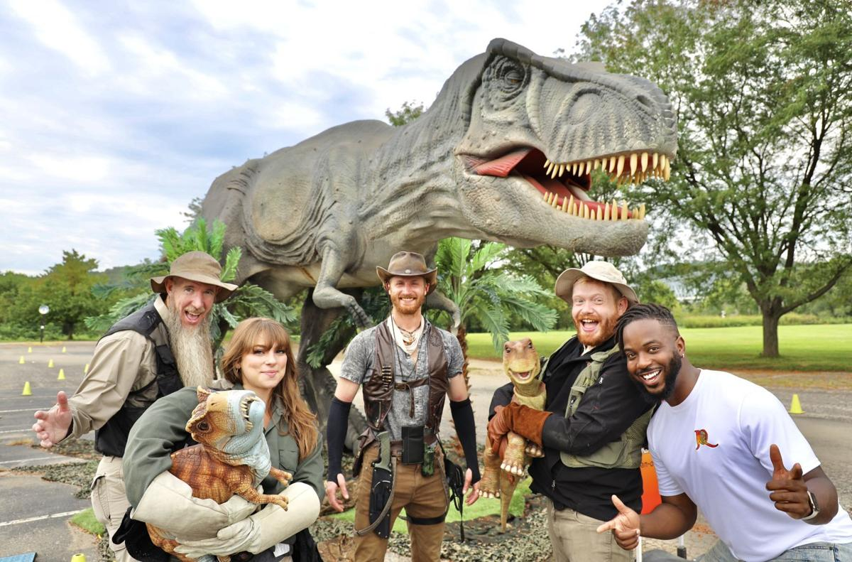 Jurassic Quest to bring dinosaurs back to Chicago and Indianapolis