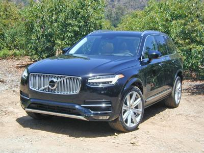 2016 Volvo XC90 draws on concept styling