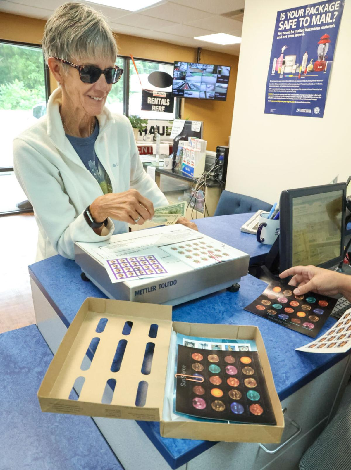 Stamp Winfield post office open for business