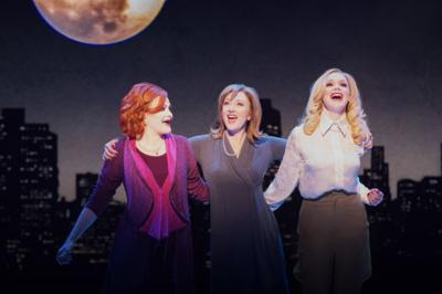 """Actresses Faith Prince (left to right), Carmen Cusack and Christine Sherrill Star in """"First Wives Club: The Musical"""""""