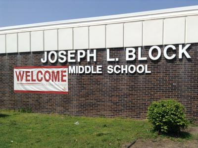Block Middle School, East Chicago