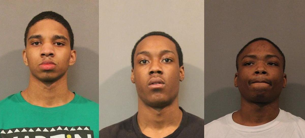 3 facing charges in Chicago carjacking