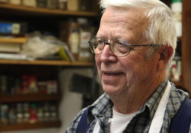 he s got game cedar lake man 77 spends retirement butchering