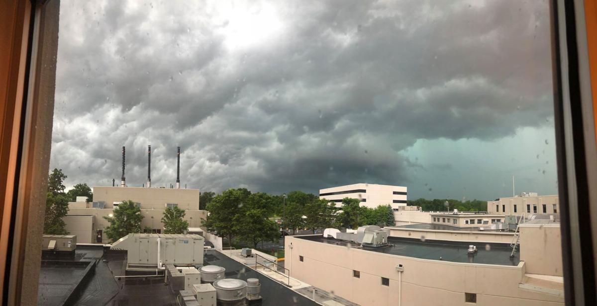 June 10 Weather