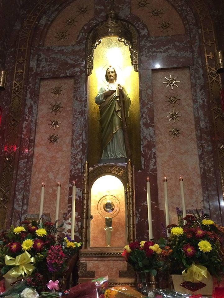 The National Shrine of St. Jude