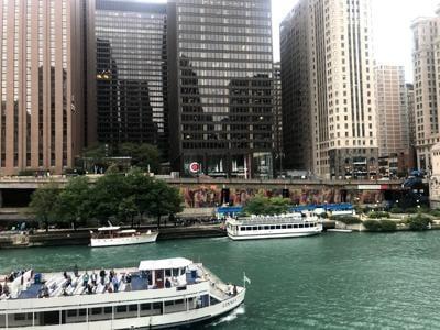 Chicago Architecture Foundation Center River Cruises return Saturday