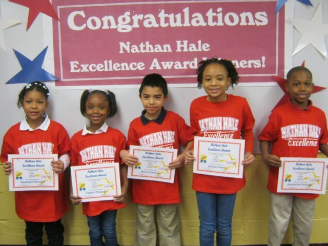 D.171 announces Excellence Award winners for January