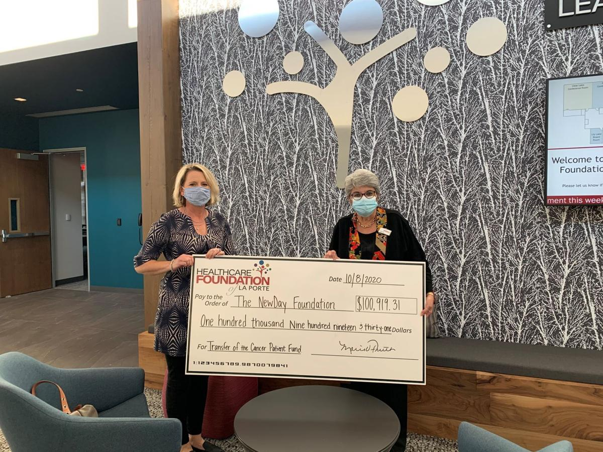 NewDay Foundation takes over Cancer Patient Fund in LaPorte County