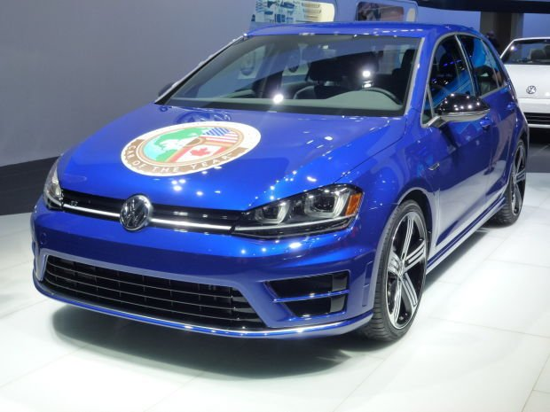 Volkswagen and Ford Take Top Honors: New Golf and F-150 Impress Car of the Year Panelists