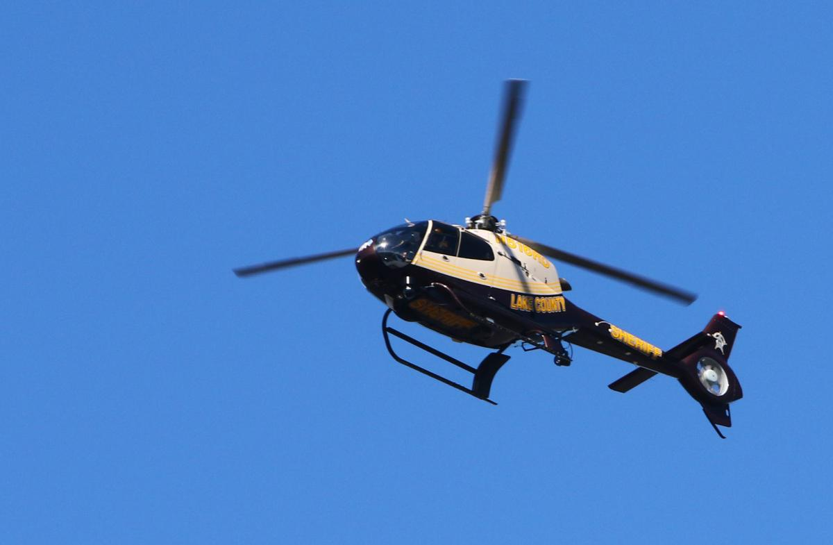 Helicopter stock