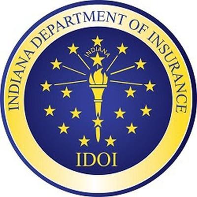 Indiana Dept of Insurance logo