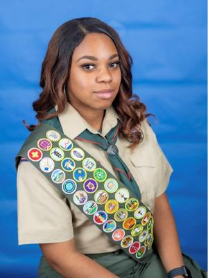 Lake Central senior is among inaugural class of female Eagle Scouts