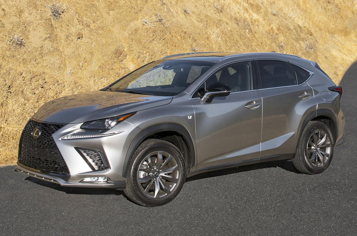 lexus nx adds conveniences cars. Black Bedroom Furniture Sets. Home Design Ideas