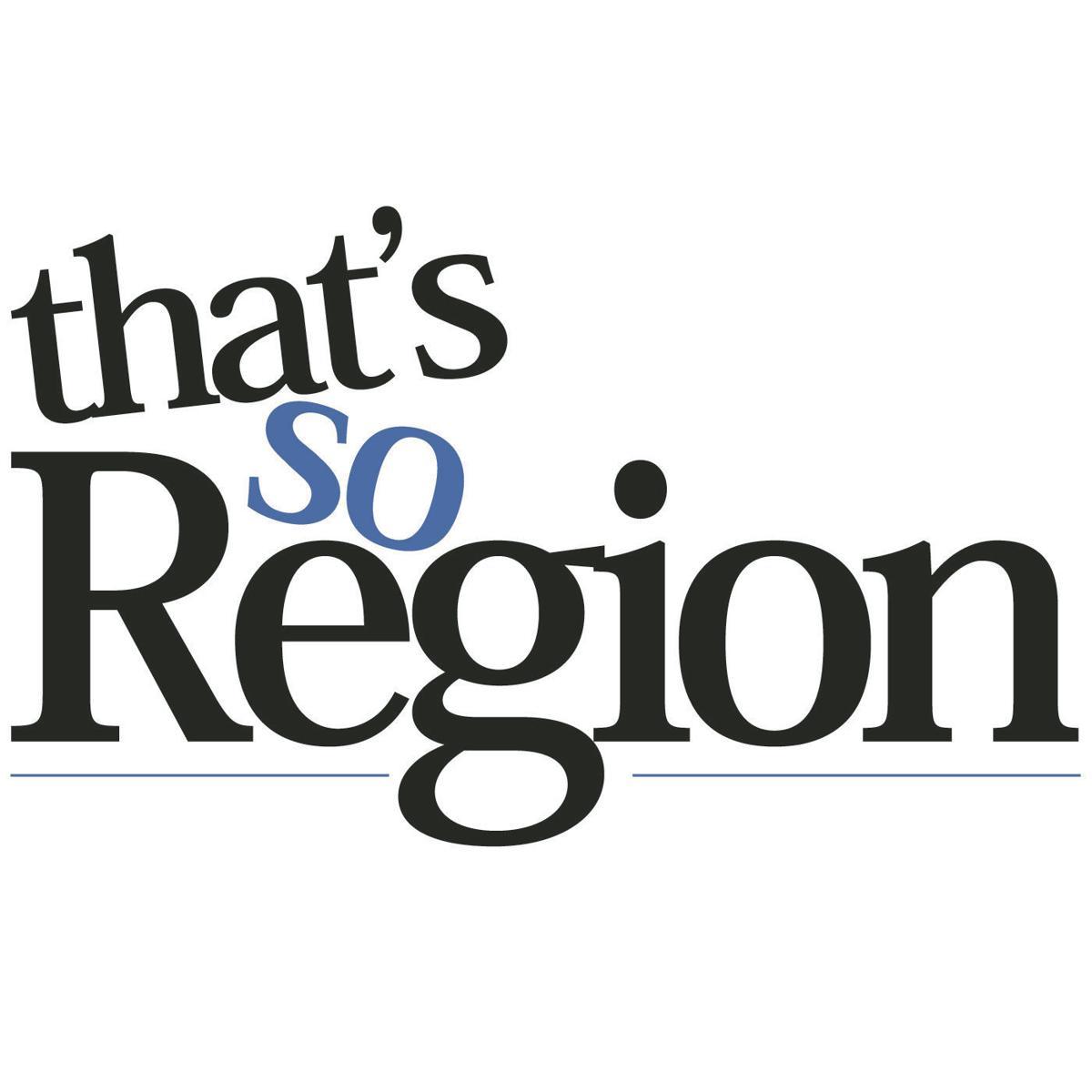 That's So Region logo