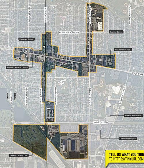Munster Ridge Road station TDD proposal