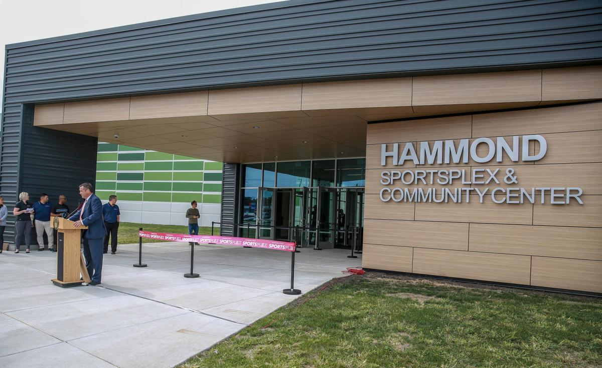 Hammond Sportsplex and Community Center