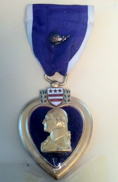 Purple Heart recipients a special band of brothers