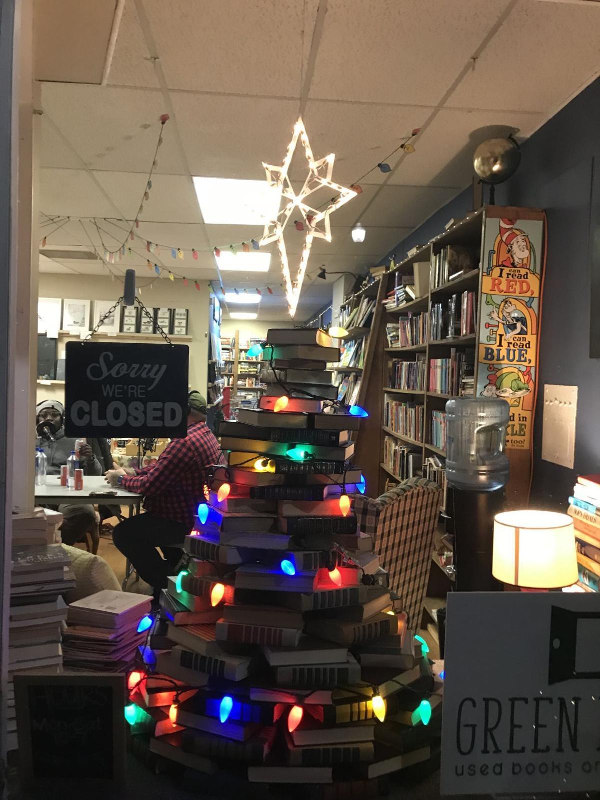 BLOG: Green Door Books to host zine night