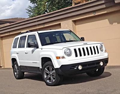 Jeep Patriot salutes all-season value
