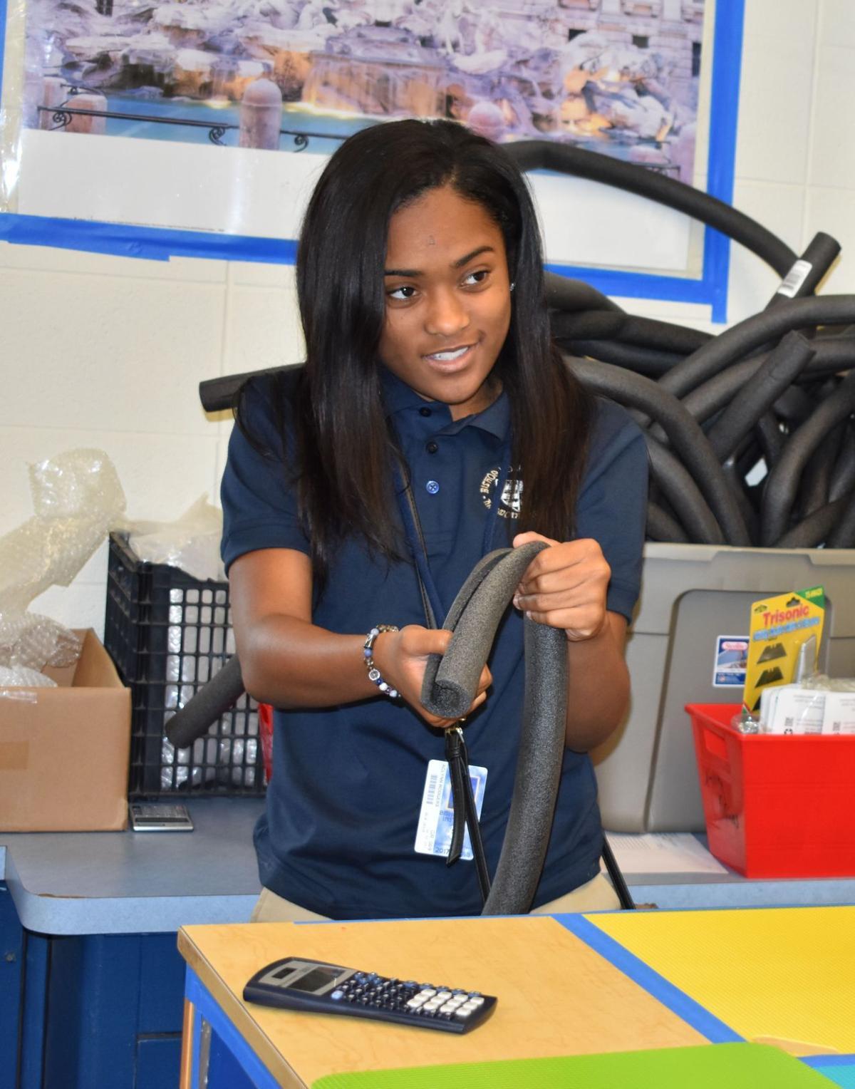 Bishop Noll STEM teacher leads the way