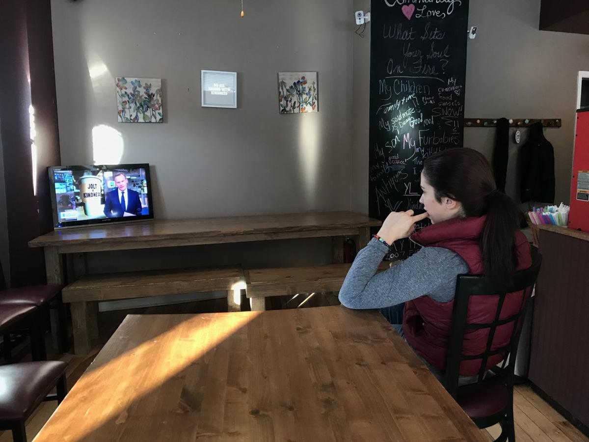 'Cafe people helping good people': Crown Point's Cafe Fresco feature on CBS morning show for spreading community positivity