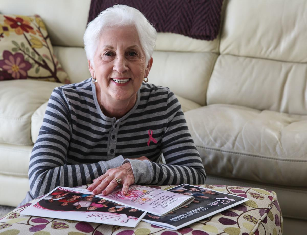 Ann Peters is a 40-year breast cancer survivor from Crown Point