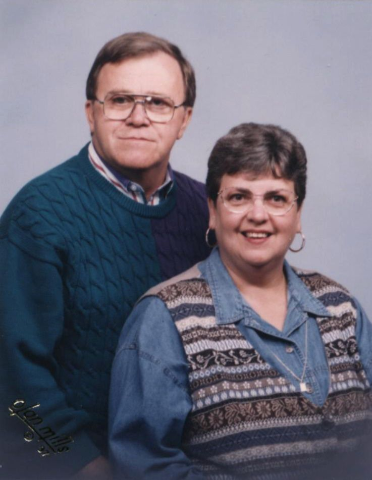 Don and Sharon Walters celebrate 50 years together